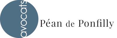 cabinet d avocats PÉAN de PONFILLY